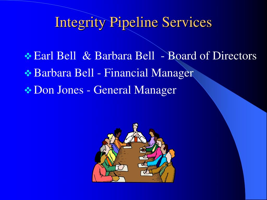 Integrity Pipeline Services