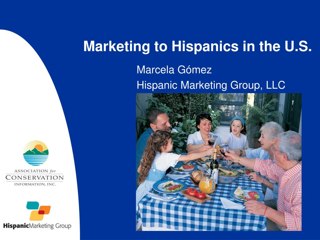 marketing to hispanics in the u s l.