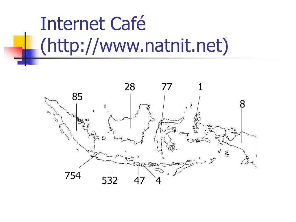 Internet Café (http://www.natnit.net)