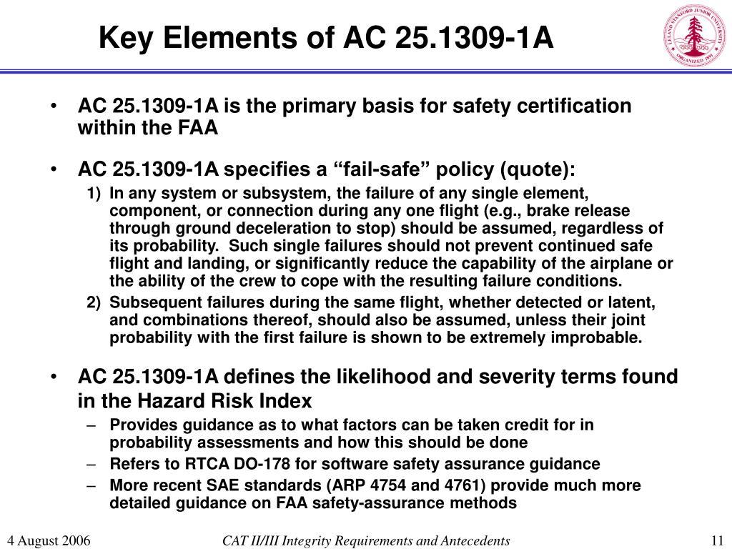 Key Elements of AC