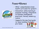 power4bones