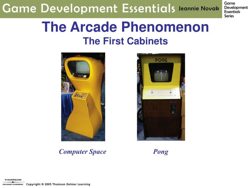 The Arcade Phenomenon