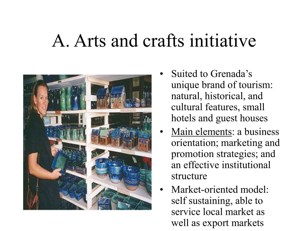A. Arts and crafts initiative