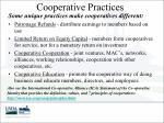 cooperative practices