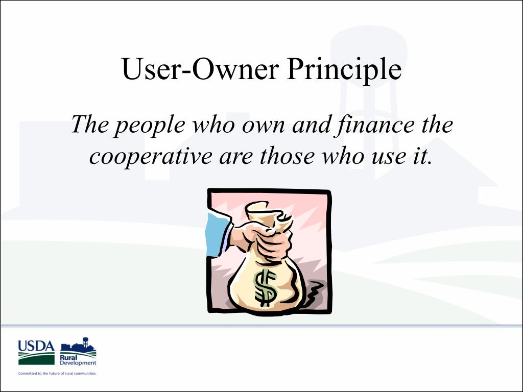 User-Owner Principle