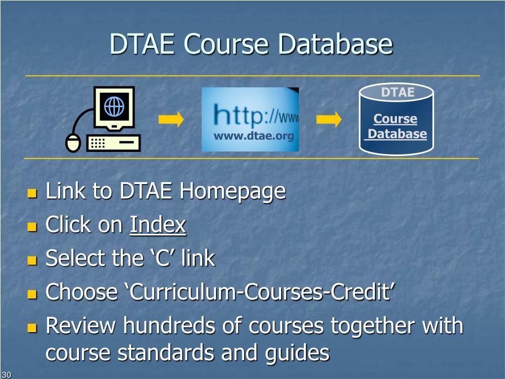 www.dtae.org