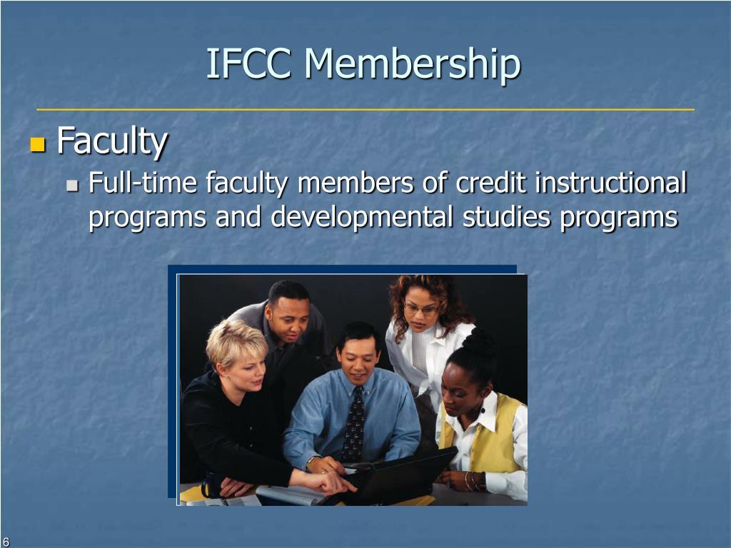 IFCC Membership