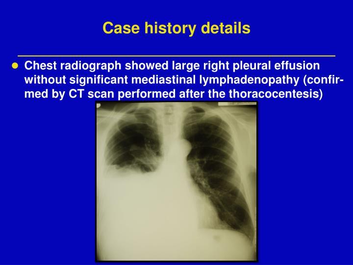 Case history details3