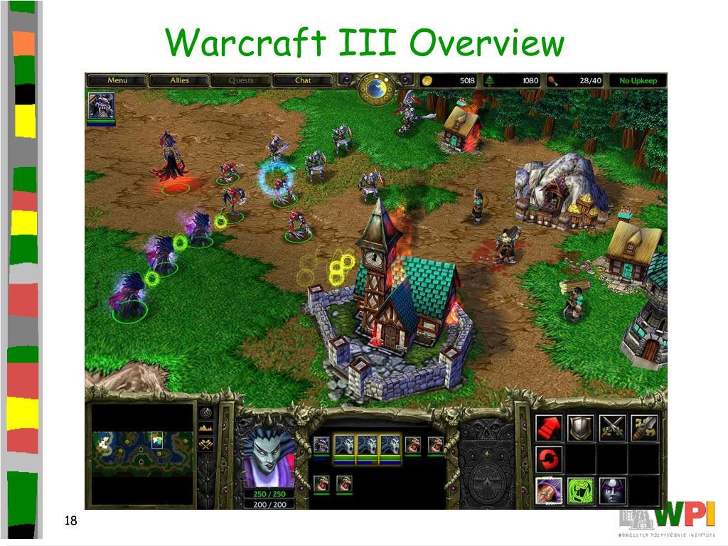 Warcraft III Overview