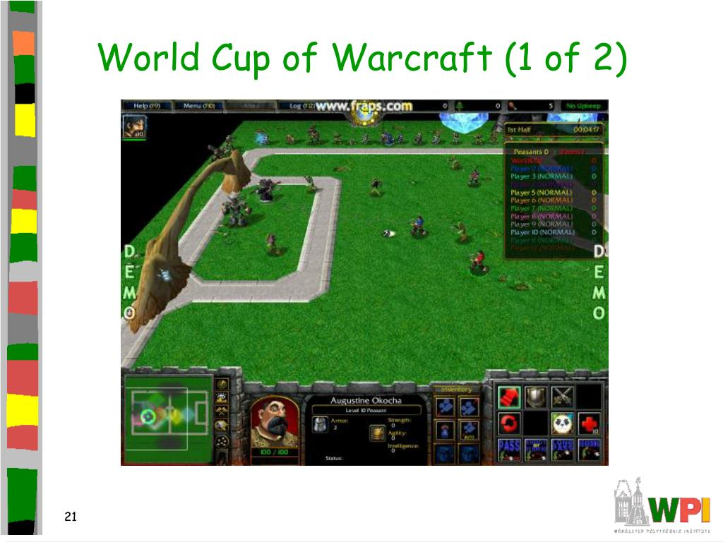 World Cup of Warcraft (1 of 2)