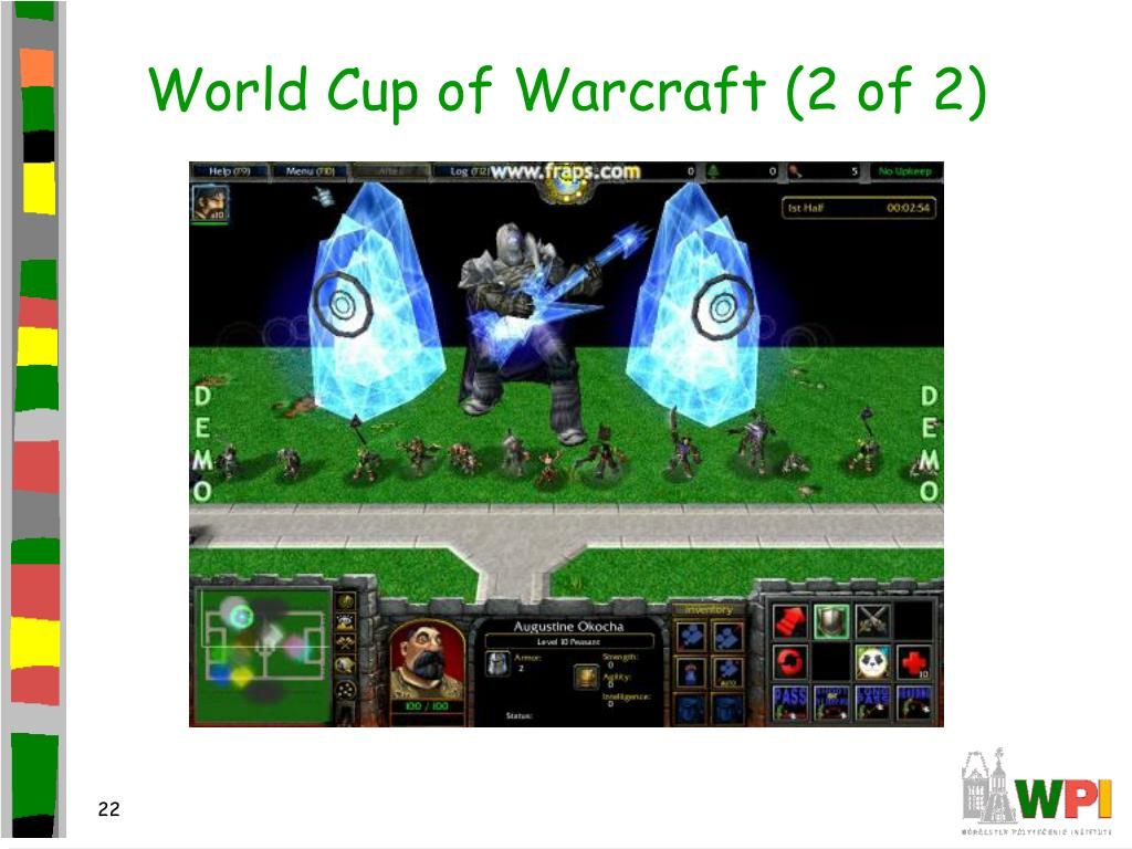 World Cup of Warcraft (2 of 2)