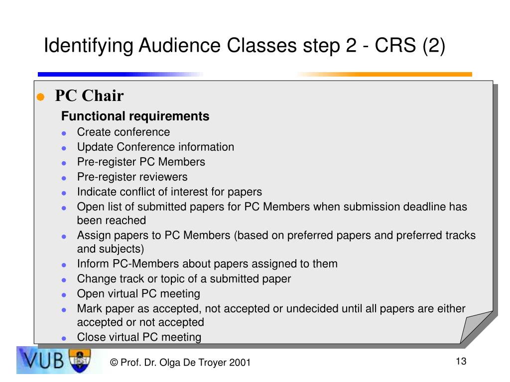 Identifying Audience Classes step 2 - CRS (2)