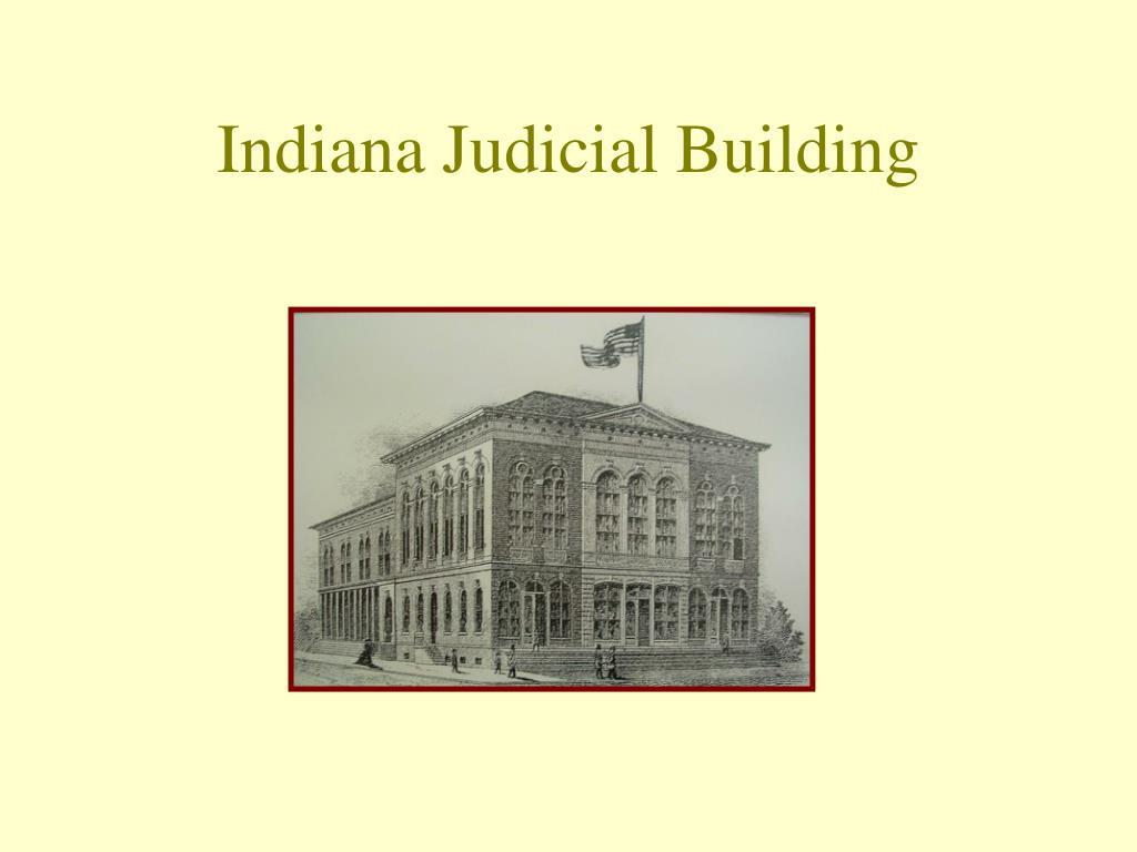 Indiana Judicial Building