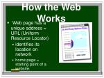 how the web works6