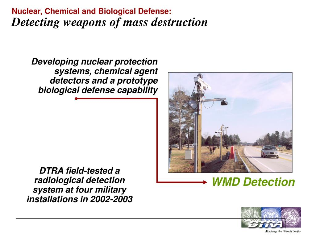 Nuclear, Chemical and Biological Defense: