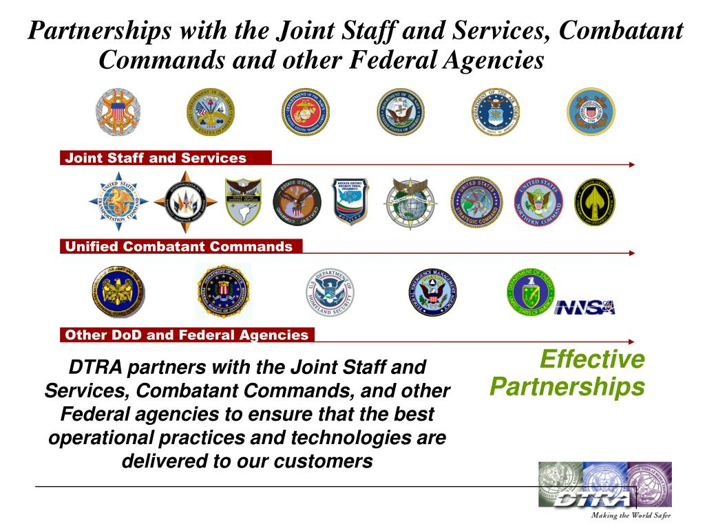 Joint Staff and Services