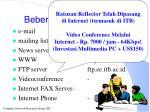 beberapa servis internet38