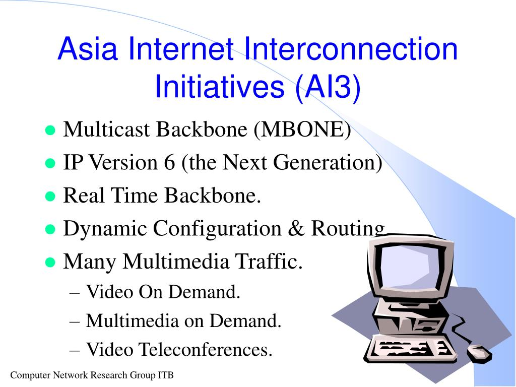 Asia Internet Interconnection Initiatives (AI3)