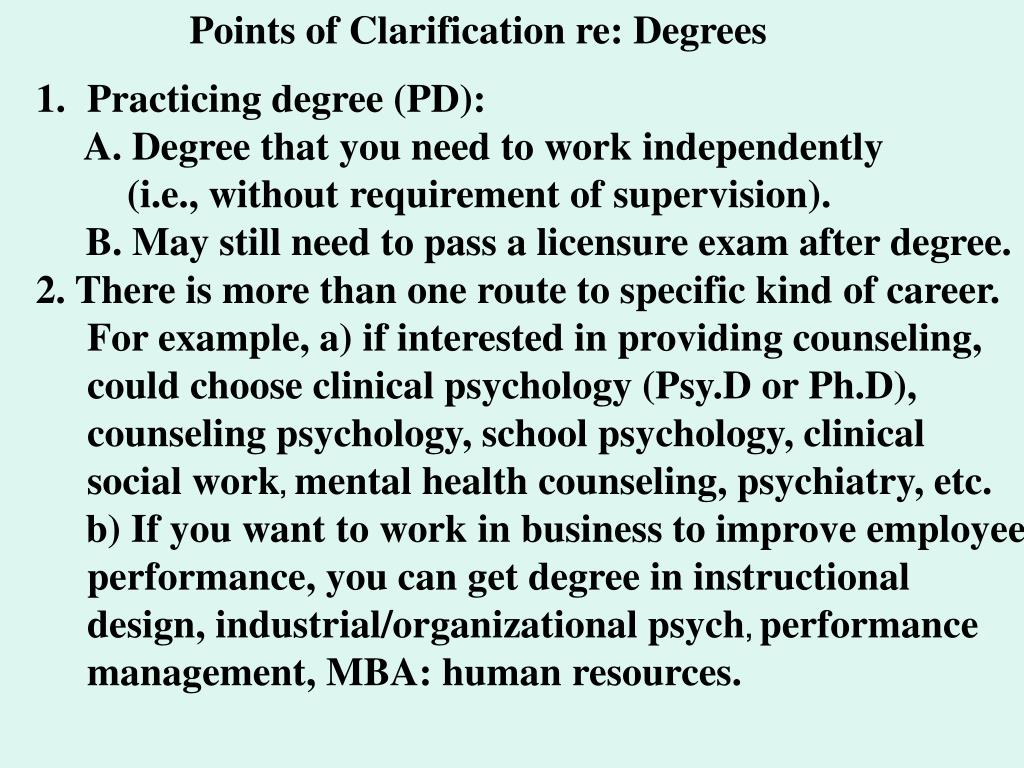 choosing a career in psychology Careers open to graduates with a ba or a bsc and in which psychology is relevant: both the skills and knowledge acquired through the baccalaureate programs provide preparation for a variety of career fields, including but not limited to personnel, labour relations, social services, technical writing, corrections, probation, parole, marketing.