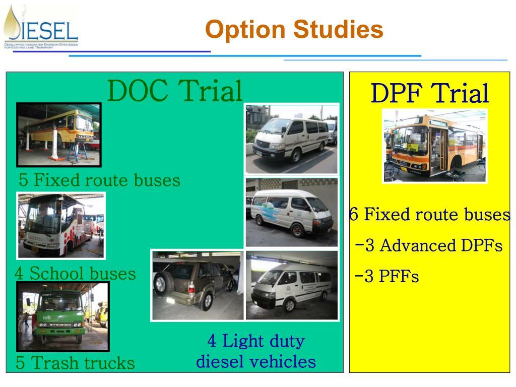 DOC Trial
