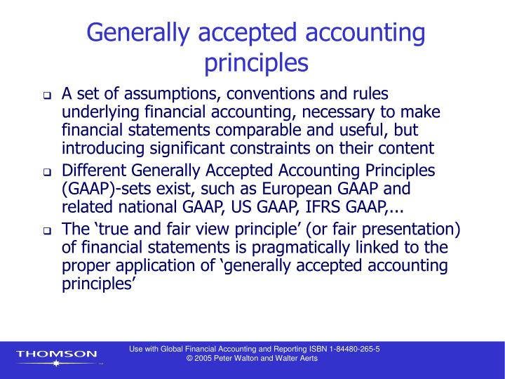 difference entre ifrs us gaap swiss Generally accepted accounting principles (us gaap) in regards to the presentation of the statement of financial position, a few significant differences cause variances in how some financial instruments are reported.