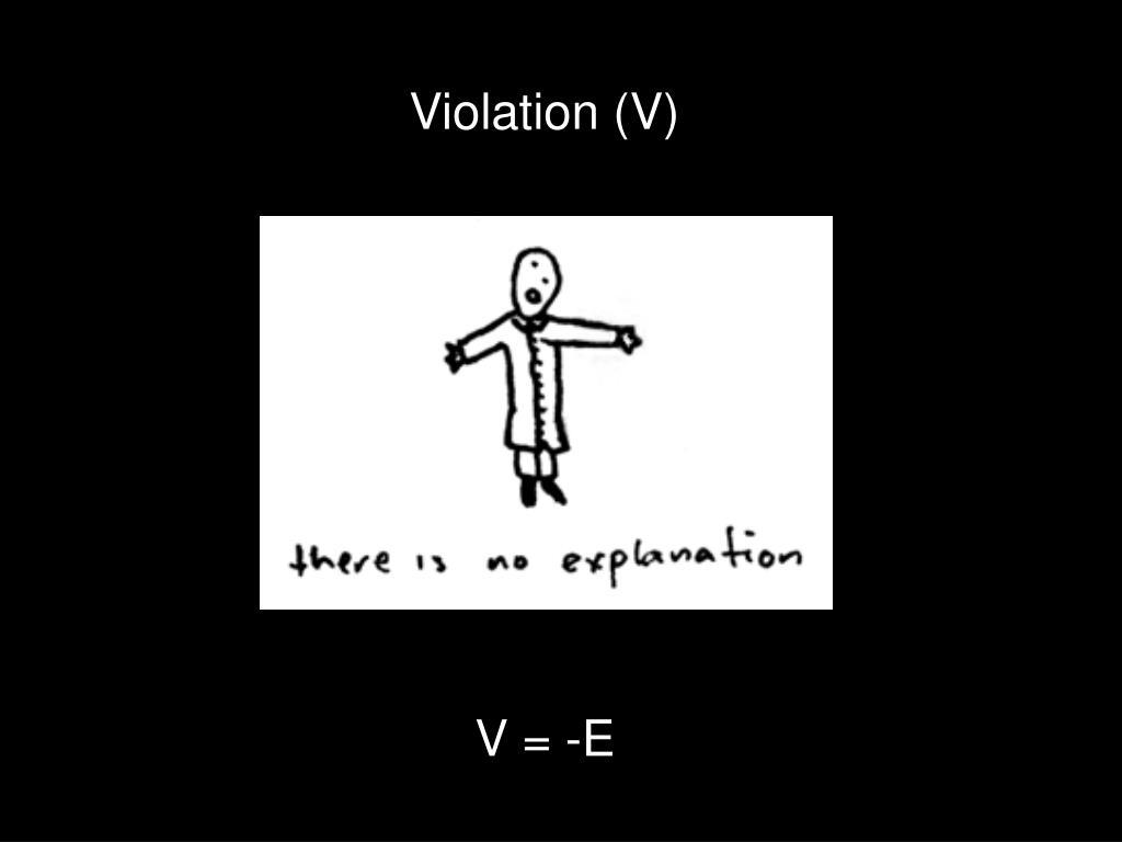 Violation (V)