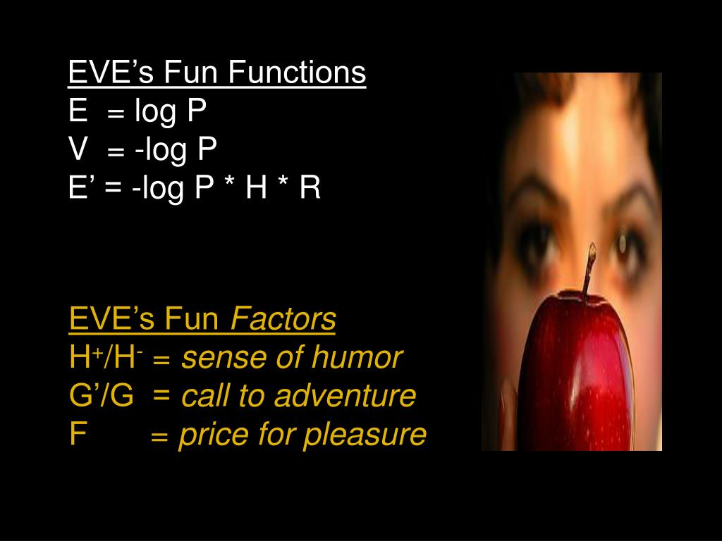 EVE's Fun Functions