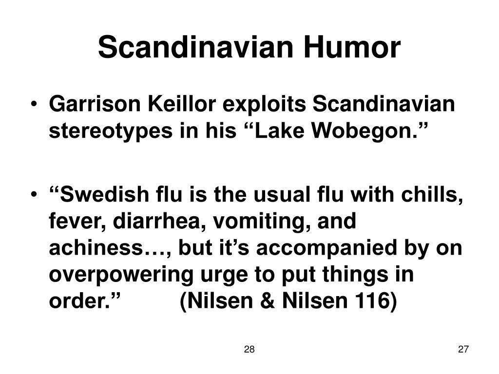 Scandinavian Humor