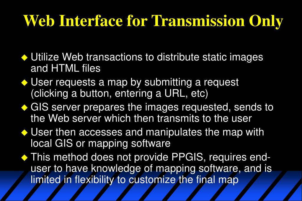 Web Interface for Transmission Only
