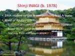 shinji inagi b 1978