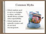 common myths15