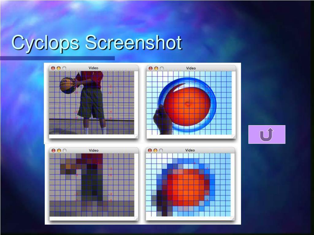 Cyclops Screenshot