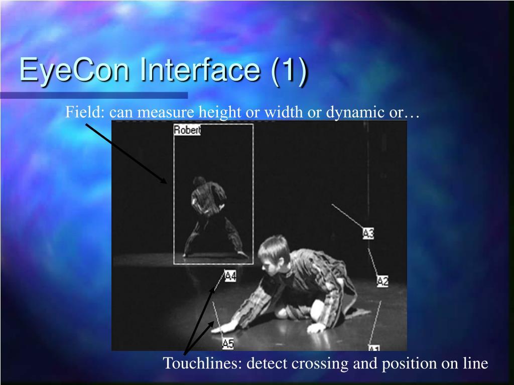 EyeCon Interface (1)