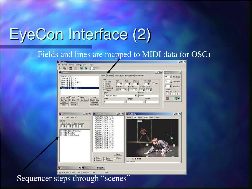 EyeCon Interface (2)