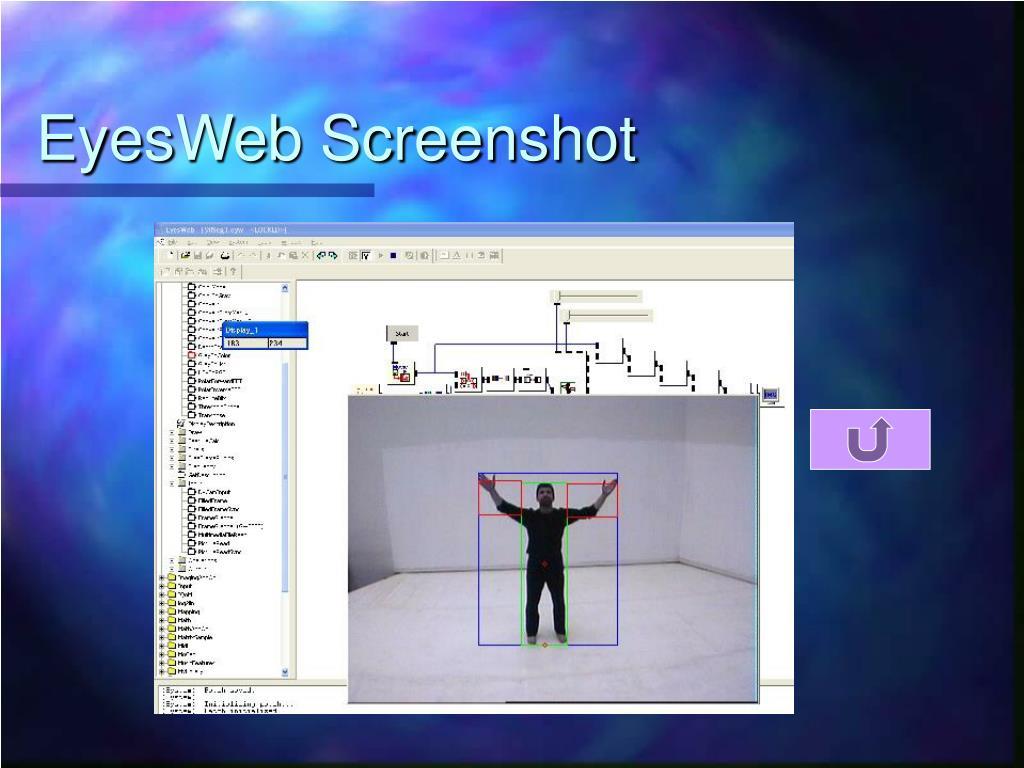 EyesWeb Screenshot