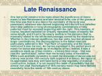 late renaissance18
