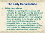 the early renaissance10