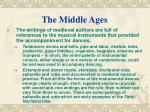 the middle ages5