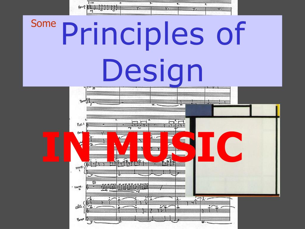 principles of design l.
