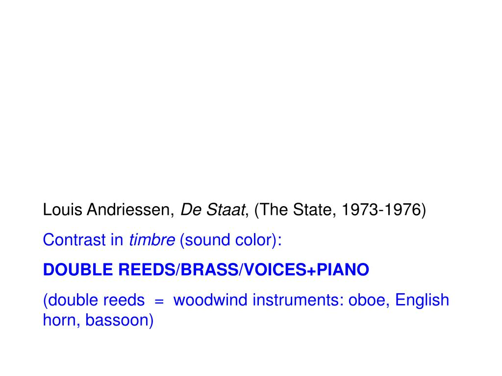 Louis Andriessen,
