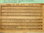 tune lenox composer lewis edson t he chorister s companion new haven 1782