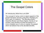 the gospel colors2