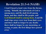 revelation 21 3 4 nasb