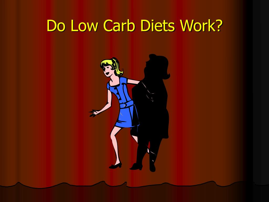 Do Low Carb Diets Work?
