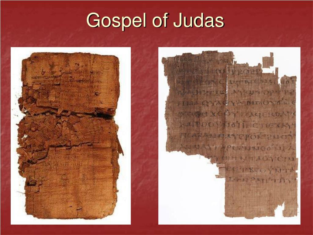 Gospel of Judas
