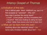 infancy gospel of thomas36
