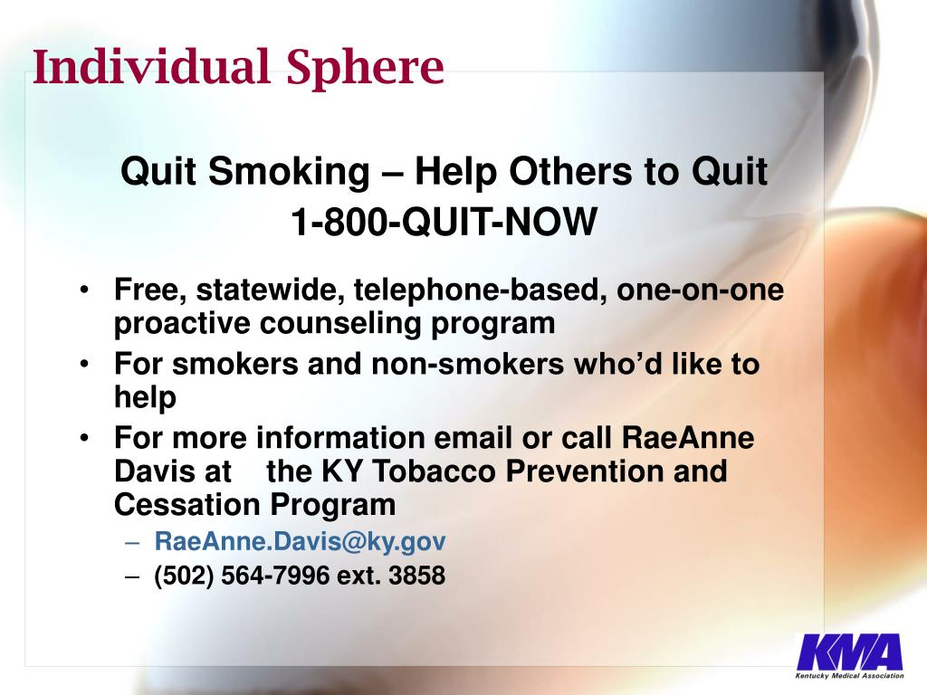 Quit Smoking – Help Others to Quit