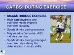 carbs during exercise36