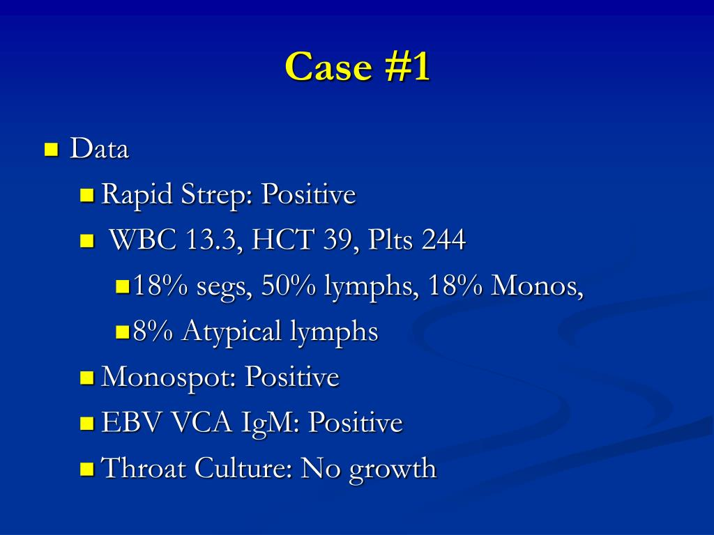 Case #1