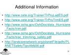 additional information55